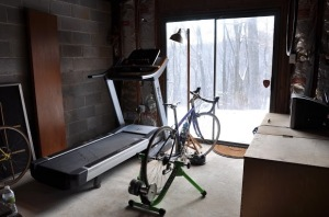 Marathon training: a stationary bike? Really?